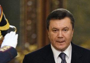 Янукович обещает в ближайшем будущем принять законы о русском языке