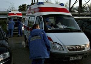 В России из-за непогоды на трассе столкнулись 25 автомобилей
