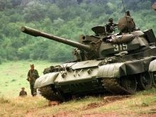 Грузинские танки вошли в столицу Южной Осетии