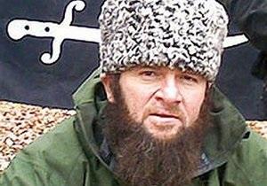 Лидер чеченских боевиков обвинил российские спецслужбы в организации терактов в Москве