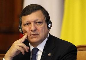 Баррозу не предлагал Грузии подавать заявку на вступление в ЕС