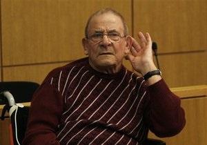 Немецкий суд приговорил бывшего эсесовца к пожизненному заключению