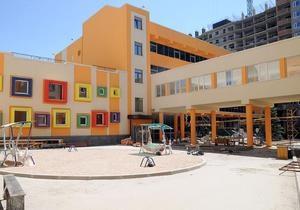 1 сентября в Киеве на Троещине открывается украино-российская гимназия