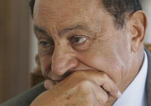 Хосни Мубарак возможно не будет баллотироваться в президенты на предстоящих выборах