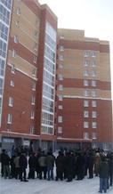 142 семьи военнослужащих в Новосибирске получили квартиры в новом доме, построенном компанией «СУ-9»