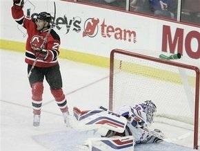 NHL: Сумасшедшее дерби реки Гудзон