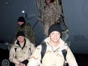 Из Ирака вернулись 29 украинских миротворцев