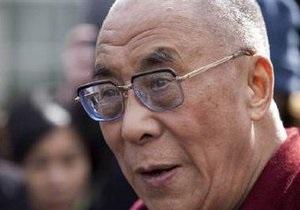 Китай осудил встречу Обамы с Далай-ламой