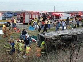 В Миннесоте разбился экскурсионный автобус