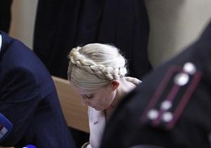 Для ЕС не играет роли имя подсудимой в деле Тимошенко - представитель Евросоюза