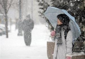 Американский штат Колорадо накрыло двухметровым слоем снега