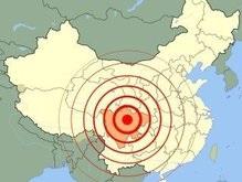 В Китае произошло новое землетрясение: три человека погибли