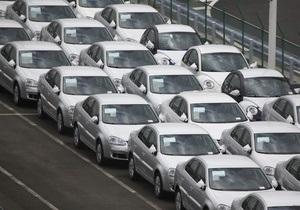 Продажи новых автомобилей в Украине выросли до двухлетнего максимума