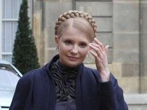Тимошенко победила в конкурсе Самая сильная женщина страны