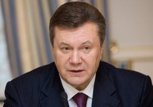 Янукович пообещал передать $50 тысяч премии от патриарха Кирилла детям-сиротам