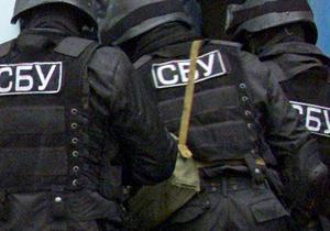 СБУ проводит следственные действия в Шевченковском райсуде Киева