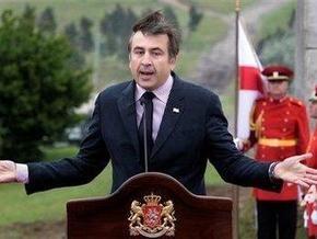 Саакашвили еще раз заявил, что не уйдет в отставку