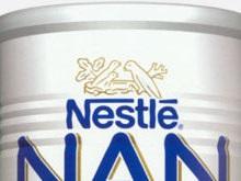Гонконг отказался от сухого молока Nestle