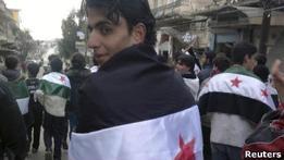 Китай: Запад разжигает гражданскую войну в Сирии