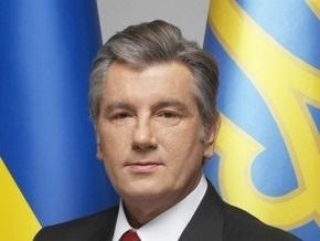 Виктор Ющенко поздравил украинцев с Рождеством