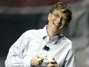 Ющенко отказался от консультаций Билла Гейтса