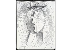 Из галереи в Сан-Франциско украден рисунок Пикассо