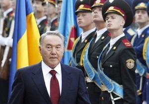Назарбаев будет баллотироваться на новый президентский срок
