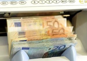Неделя на межбанке закрывается резким падением евро