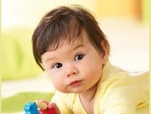 Восьмимесячные младенцы способны делать умозаключения