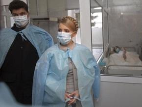Опрос: 40% украинцев считают эпидемию гриппа политическим ходом