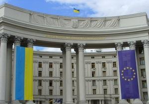МИД: Дебаты в Европарламенте показали высокий интерес к Украине