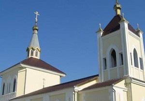В Феодосии на территории храма Всех святых прогремел взрыв