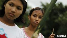 На западе Бирмы объявлено чрезвычайное положение