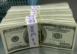 Золотовалютные резервы НБУ за месяц уменьшились почти на полмиллиарда долларов