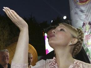 Тимошенко: Я знаю как воплотить мечты украинцев