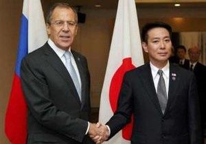 Главы МИД Японии и РФ договорились улучшить отношения