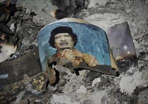 Похороны Каддафи отложены на несколько дней