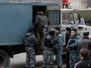В Крыму заключенные перевернули автозак с пьяным водителем