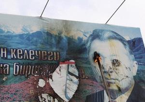 В Бишкеке началось массовое мародерство