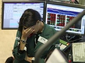 Индекс биржи Исландии упал на 76%