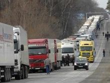 В Украине вводят новый порядок пересечения границы