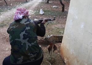 Турецкие военные ответили огнем на обстрел со стороны Сирии