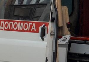 Во Львовской области с избирательного участка госпитализировали милиционера