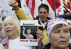 Политолог о деле Тимошенко: Украинская судебная система зашла в тупик