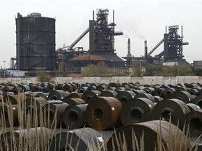 В ноябре промышленное производство Украины сократилось на 28,6%