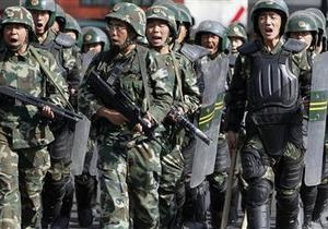 Китай - В ходе массовых беспорядков в Китае погибли 27 человек