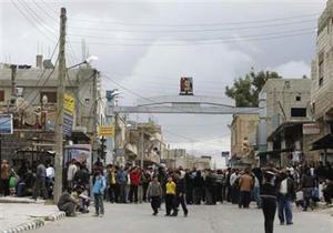Сирийские власти арестовали в Дамаске двух оппозиционеров