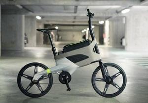 Peugeot сделал велосипед с отсеком для лэптопа