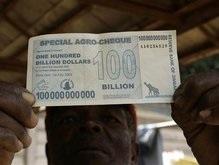 В Зимбабве разрешили использовать доллары и евро