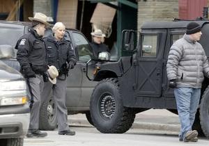 Массовое убийство в США - злоумышленник убит полицией штата Нью-Йорк